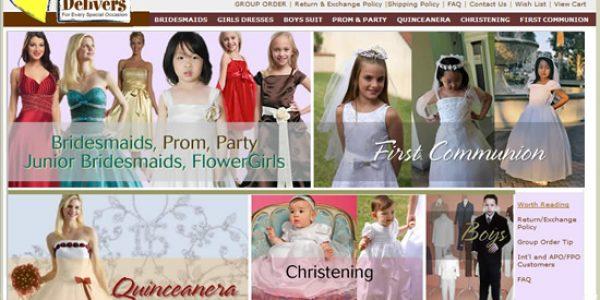 Online Dress Shop